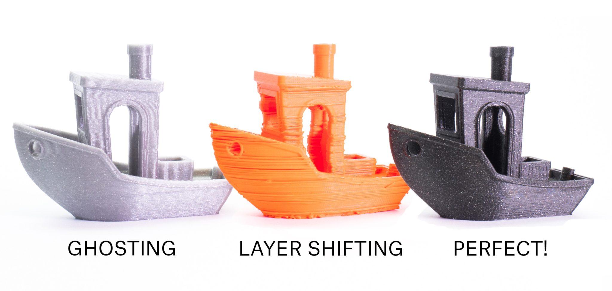 Tiskne vaše nově sestavená tiskárna Original Prusa i3 MK3 jak nejlépe umí?