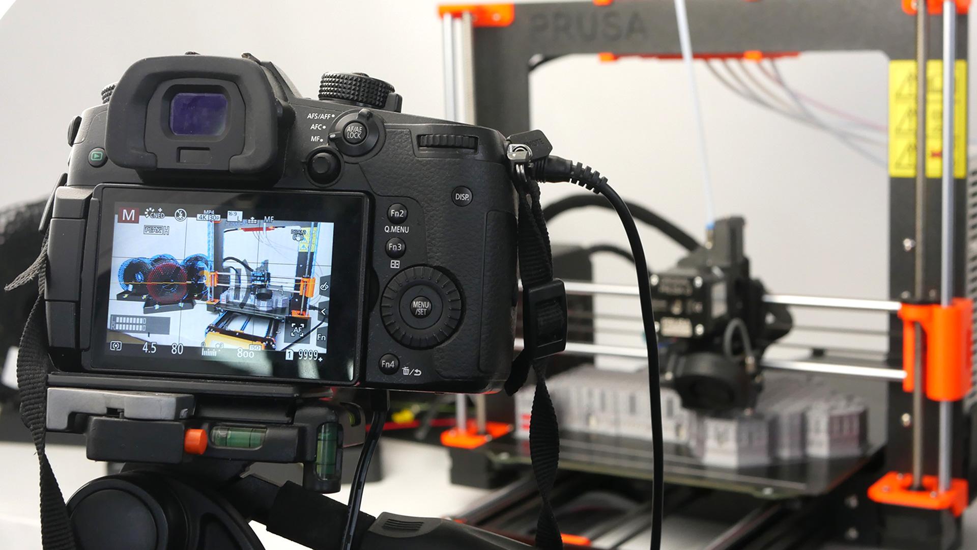Jak na časové smyčky s 3D tiskárnami Original Prusa i3