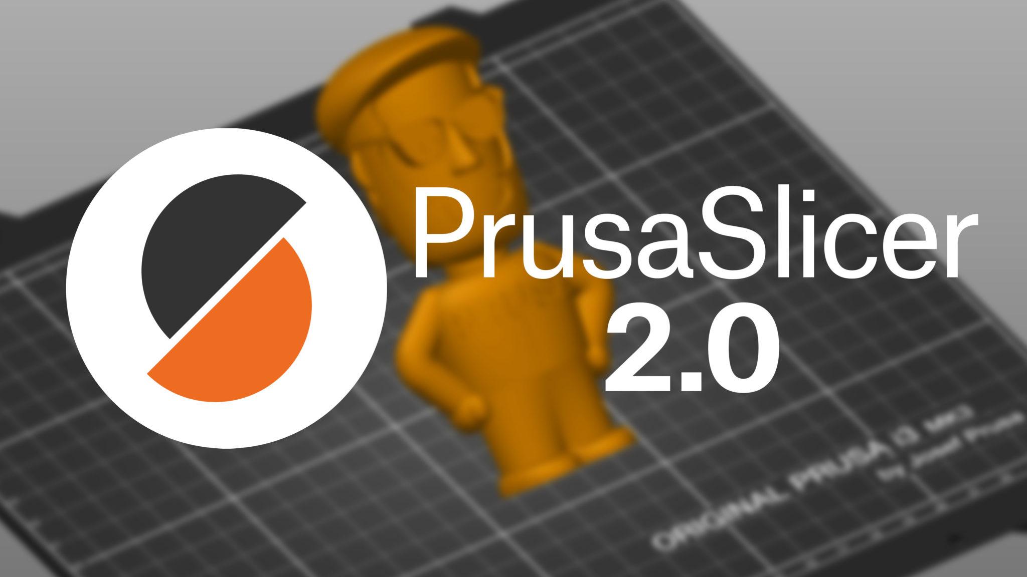 Vydáváme PrusaSlicer 2 0 s hromadou novinek! - Josef Prusa